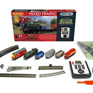 Hornby R1236 Train Set, Multi Colour 41n7yFD 2BkmL