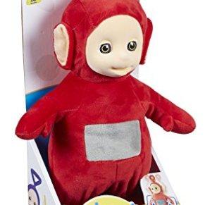 Teletubbies Personaje Po Salta, de Color Rojo