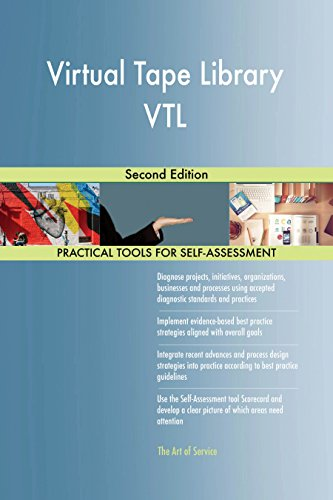Virtual Tape Library VTL Second Edition