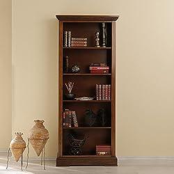 Bücherregal Nussbaum Noosa Pharao24