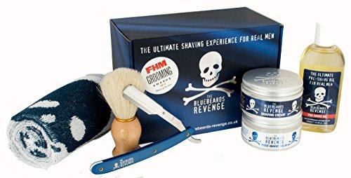 The Bluebeards Revenge Barber Bundle Kit Gift Box