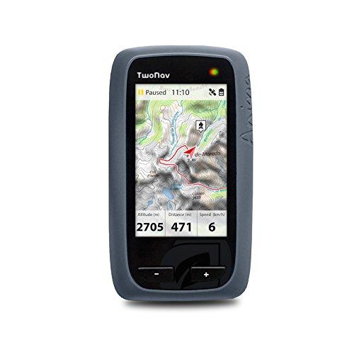 TwoNav Anima - GPS de Mano Resistente y Preciso para la Montaña (Senderismo, Alpinismo, MTB, Enduro)