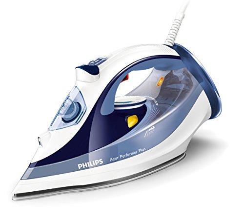 Philips Ferri a Vapore GC4516/20 Azur Performer Plus Ferro a Vapore, Tecnologia Auto Steam Control,...
