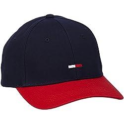 Hilfiger Denim Damen Flag Baseball Cap, Blau (Tommy Navy 413), One size (Herstellergröße: OS)