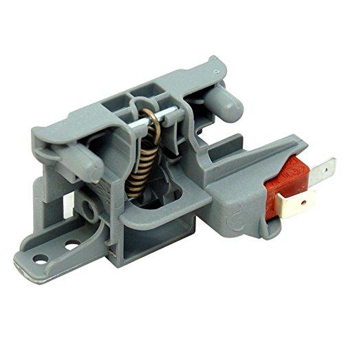 Spares2go serratura cattura interruttore per lavastoviglie Hotpoint