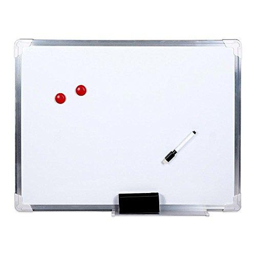 Top Write Lavagnetta Magnetica da Scrivere, Bianca, 45x 60cm