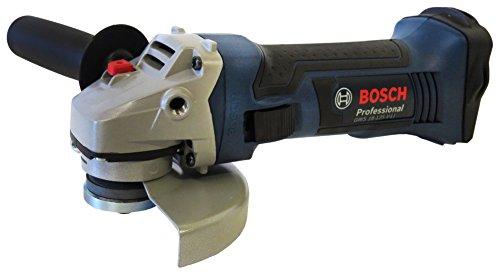 Bosch Professional 0601396103 Meuleuse Angulaire GWS 9-115 S avec Pack d'accessoires, 900 W, Bleu