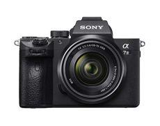 Sony Alpha ILCE7M3 + SEL2870 - Cámara de 24.2 MP (10fps, 5 Ejes, AF de 0.05 s, con Montura E, 425 Puntos de Enfoque, 693 Puntos de detección, Objetivo 28-70 mm) Negro - Kit Cuerpo con Objetivo