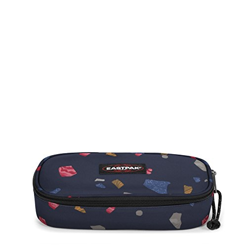 Eastpak OVAL SINGLE Astuccio, 22 cm, Multicolore (Terro Night)
