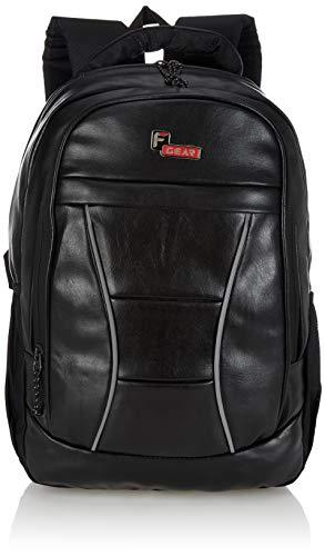 F Gear President Lite Black 25 Liter Laptop Backpack SCH Bag