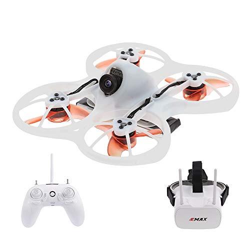 Goolsky EMAX Tinyhawk Brushless 600TVL Fotocamera RC Racing Drone con FPV Goggles Transmitter...