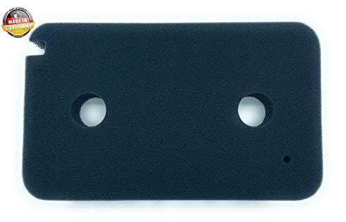 Original Filter für Miele 9499230 Trockner Wärmepumpentrockner | Fein-Grob | 220 x 130 x 30mm | Schwammfilter Filtermatte Kondenstrockner | Made in Germany Fusselfilter Schaumstoff Schaumfilter Sponge
