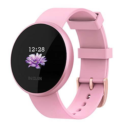 Smartwatch Donna, Uomini Smartwatch per iPhone Andriod con frequenza cardiaca monitor sonno...