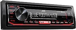 Kaufen JVC KD-R792BT CD-Receiver mit Bluetooth-Freisprechfunktion und Audiostreaming Schwarz