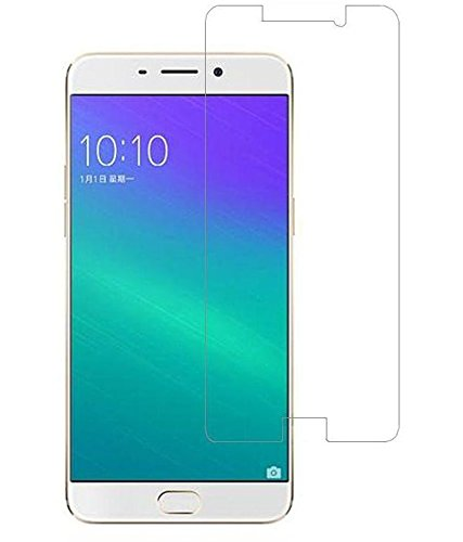 M.G.R [ Oppo F1s ] Pro HD+ 9H Hardness Toughened Tempered Glass Screen Protector