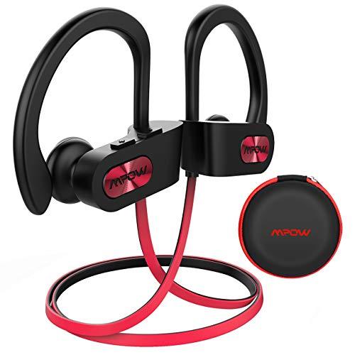 Mpow Flame Cuffie Bluetooth 4.1 Sport IPX7 CVC 6.0, Auricolari Bluetooth Impermeabile, Cuffie per DJ...