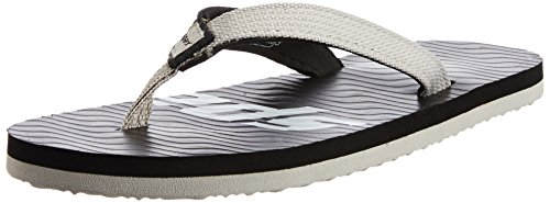 Sparx Men's SFU-204 Grey and Black Flip-Flops and House Slippers - 8 UK/India (42 EU)(SF0204G)