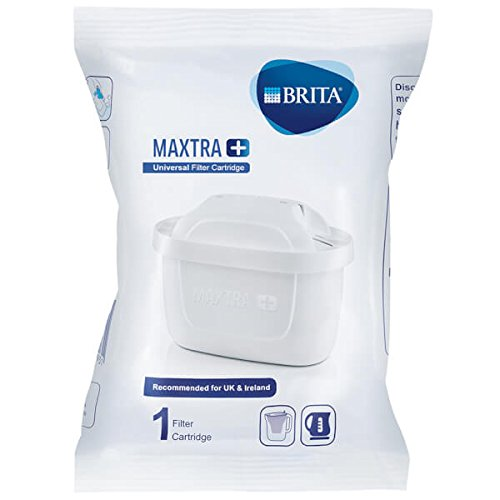 Brita Maxtra+ water filter cartridge bundle (3 months of Brita Maxtra) (3 cartridges)