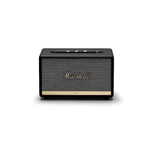 Marshall Acton II Bluetooth Speaker (Black)