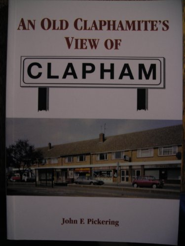 An old Claphamite's view of Clapham