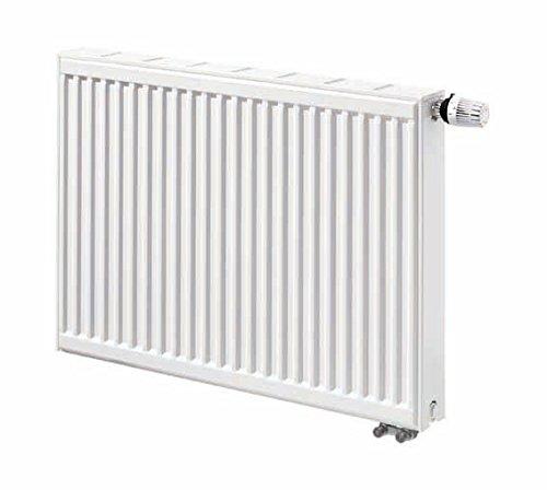 Radiateur à eau chaude en acier: COMPACT ALL IN - T11 H: 500 - L:500 417W