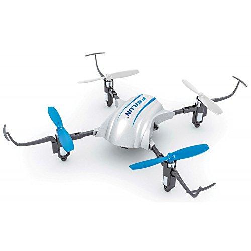 deAO RC Droni FX119 Quadricoptero 6-Axis Gyro 180° Volo Invertito 2.4G 4CH - Bianco