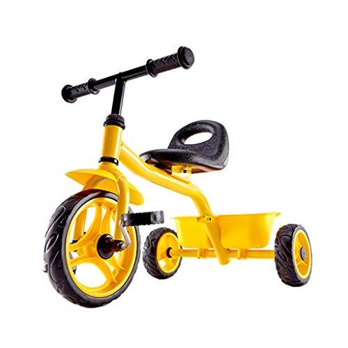 Tricicli Trike per Bambini Leggero Trolley 2 in 1 Giocattolo per Bambini Bilanciamento della...
