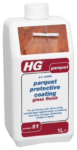 GH HG pellicola protettiva lucidante per parquet