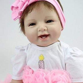 ZIY IUI Realistic Reborn Baby Muñecos Bebé 22