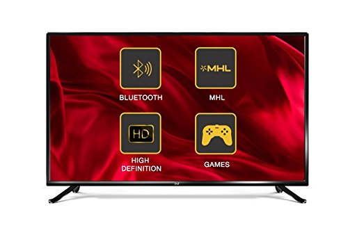 Noble Skiodo 80 cm (32 inches) 32CV32PBN01 HD Ready LED TV (Black)