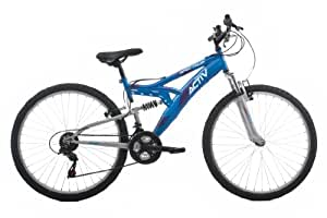 "Raleigh Activ SpectrumWomens' Mountain Bike Blue, 16"" inch ..."
