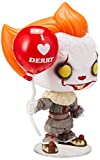 Funko- Pop Vinyl: Movies: IT: Chapter 2-Pennywise w/Balloon Figura da Collezione, Multicolore, 40630