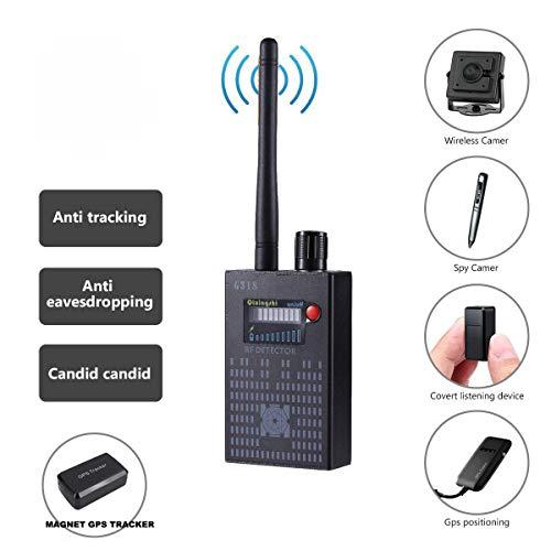 Super Camera GPS Anti-Spy Bug Signal RF détecteur, Caméra sans de très haute sensibilité GSM périphérique Finder, RF Bug Caméra espion sans ... 4