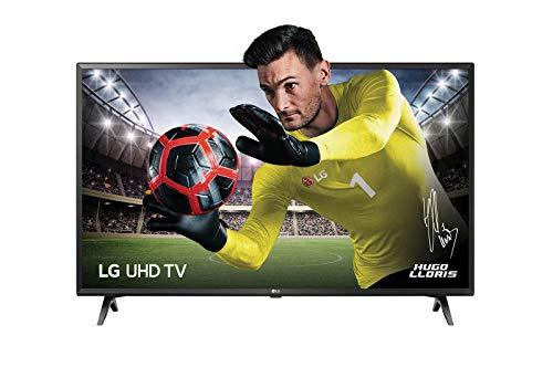 LG 49UK6200 televisore 124,5 cm (49') 4K Ultra HD Smart TV Wi-Fi Nero