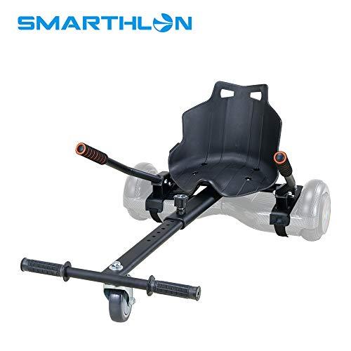 Smarthlon Sedile Hover Kart per Self Balancing Scooter Compatibile con i 6.5, 8 e 10