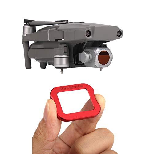 RC GearPro Alluminio CNC Strumento di rimozione della chiave di rimozione filtro per DJI Mavic 2 Pro