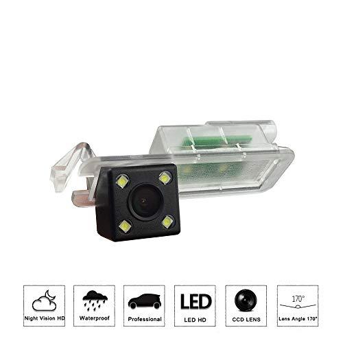 HD 170° CCD Telecamera di retromarcia con visione notturna per Jeep Compass 2017 2018 2019 MP/552