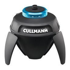 Cullmann 50220 - Rotula Giratoria Smart Pano 360, Color Negro