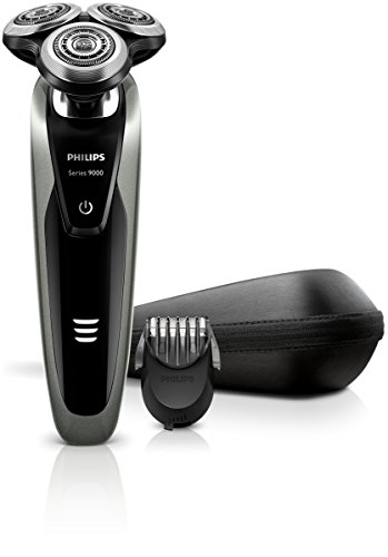 Philips-SHAVER-Series-9000-S916142-Negro-Gris-Afeitadora-Negro-Gris-ACbatera-In-de-litio