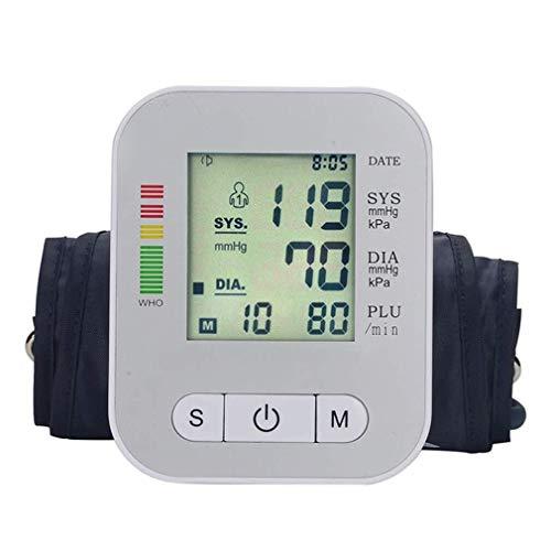 Misuratore Pressione Sanguigna da Braccio Monitor di pressione sanguigna intelligente Braccio BP...