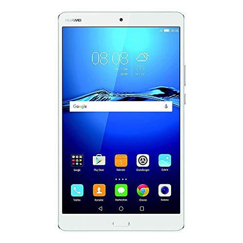 HUAWEI MediaPad M3 21,33 cm (8,4 Zoll) Tablet-PC (WiFi, Fingerabdrucksensor, OctaCore Prozessor, 4...
