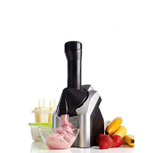 LanLan Macchina per gelato,Macchina elettrica del gelato alla frutta della famiglia di 220V Macchina...