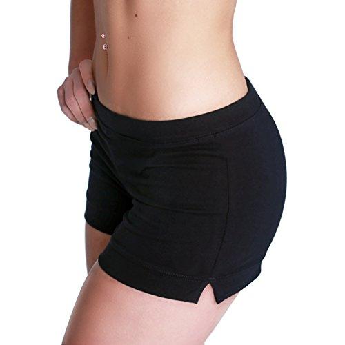 Shepa Damen kurze Fitness Shorts Hot Pants Hose XL