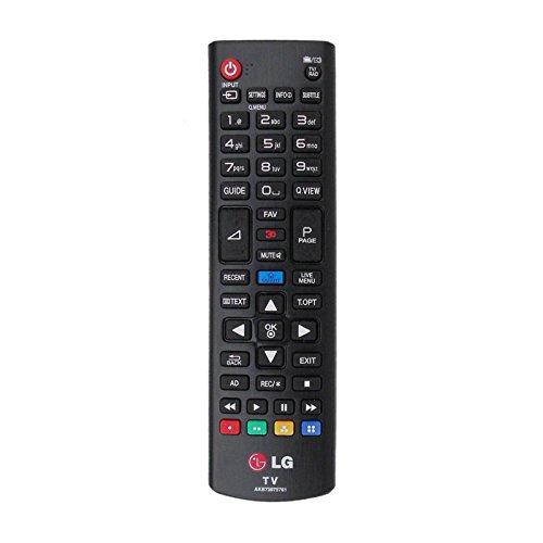 """Fernbedienung für LG 77EC980V 77"""" OLED TV - Mit zwei 121AV AAA Batterien enthalten"""