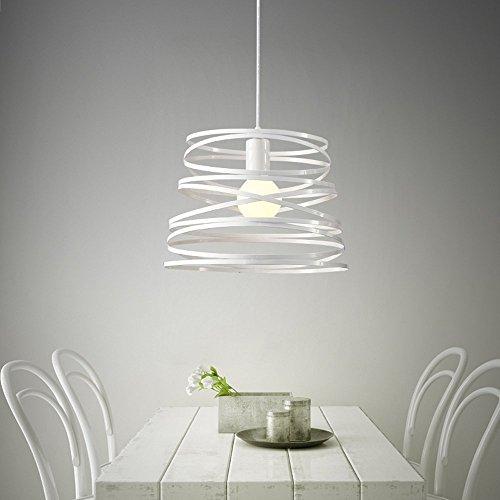 Singola testa semplice moderno salotto ristorante decorato lampadario a bracci lampada da soffitto...