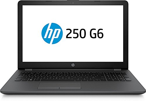 HP 1XN28EA - 250 G6 Portatile 15.6'HD Nero i3-6006U 1x4DDR4 2133Mhz 500GB 3USB HDMI, Windows 10 Home...