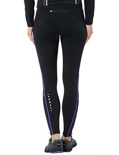 3d5ca52c501d1 Ultrasport Women's Thermodynamic Tights, Full-Length, Quick-Drying, Lined