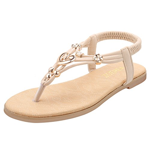 Sandalo da donna Zoerea - beige