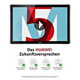Huawei MediaPad M5 WiFi Tablet-PC 27,43 cm (10,8 Zoll), 2K-Display, Octa-Core Prozessor, 4 GB RAM, 32 GB interner Speicher, Android 8.0, EMUI 8.0, grau