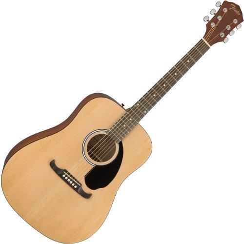 Fender FA-125 - Chitarra acustica, finitura naturale